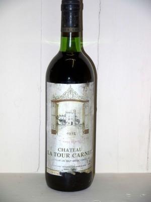 Château La Tour Carnet 1973