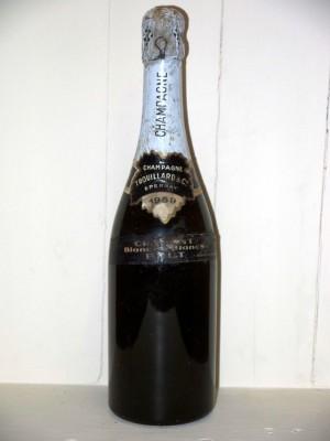 Champagne Trouillard 1959 cramant Blanc de Blancs brut