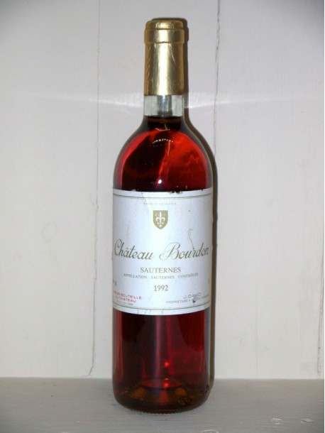 Château Bourdon 1992