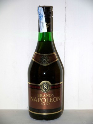 Brandy Napoléon VSOP reserva Distillerie Sorel