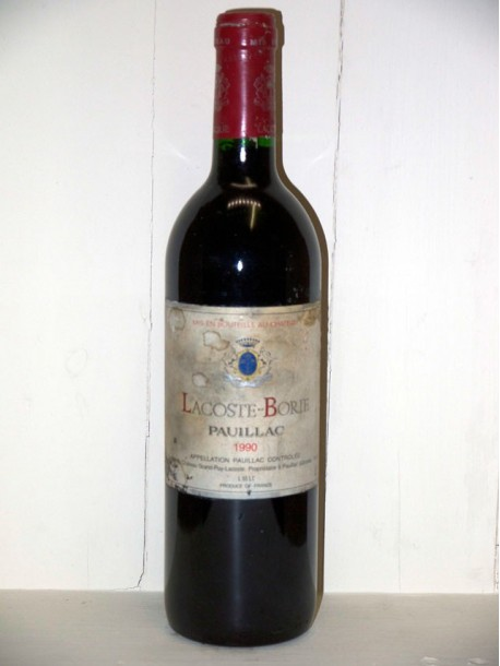 Château Lacoste-Borie 1990