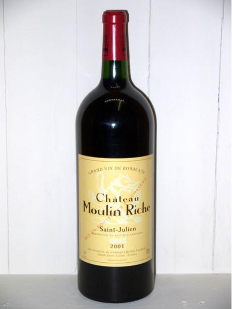 Magnum Château Moulin Riche 2001