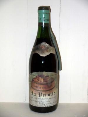 La penotte 1959 Domaine Paul Ferrand
