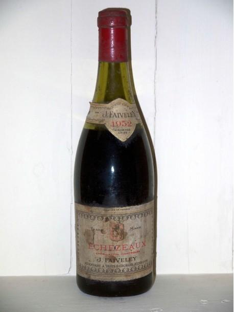 Echezeaux 1952 Domaine Faiveley