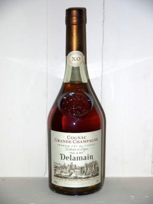"""Spiritueux millesime Cognac Grande Champagne Premier Cru du Cognac """"pale and dry"""" xo Maison Delamain"""