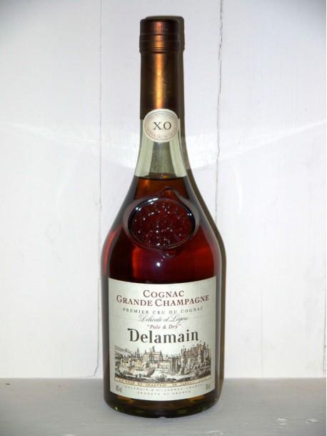 """Cognac Grande Champagne Premier Cru du Cognac """"pale and dry"""" xo Maison Delamain"""
