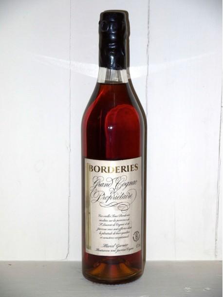 Borderies Grand Cognac propriétaire Maison Marcel Garnier