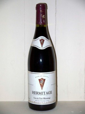 Vins de collection Hermitage Hermitage nobles rives 1998 Cave de tain l'Hermitage