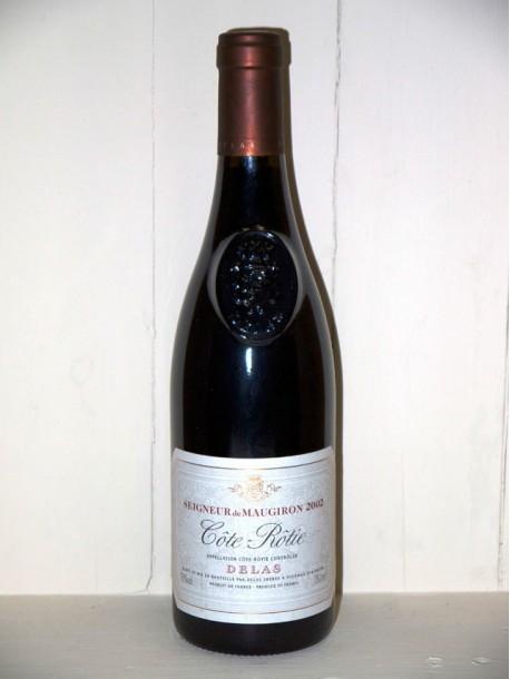 """Côte-Rôtie """"seigneur de maugiron"""" 2002 Maison Delas Frères"""