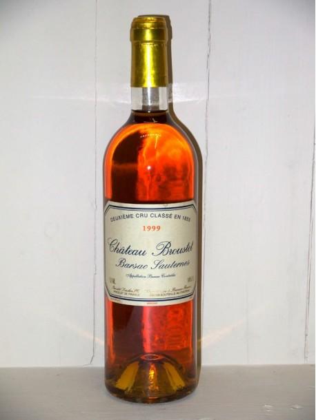 Château Broustet 1999