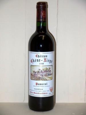 Château Chêne-Liège 1998