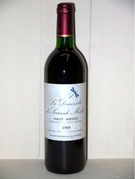 Château Sociando-Mallet La Demoiselle de Sociando-Mallet 1995