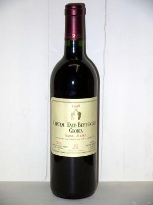 Château Haut-Beychevelle Gloria 1998
