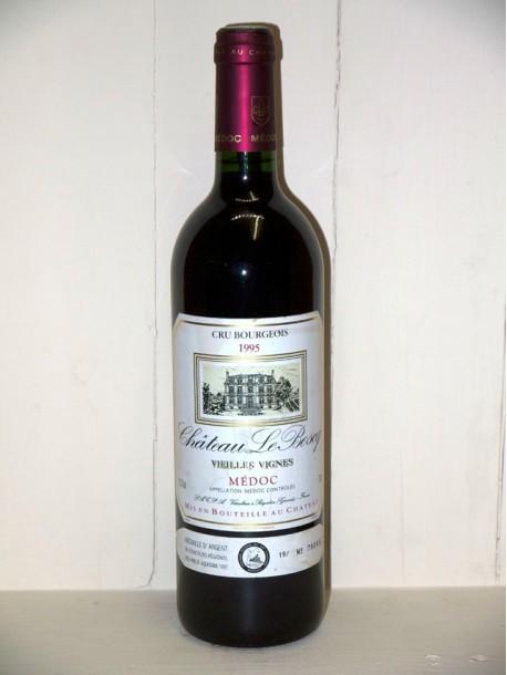 Château Le Boscq vieilles vignes 1995