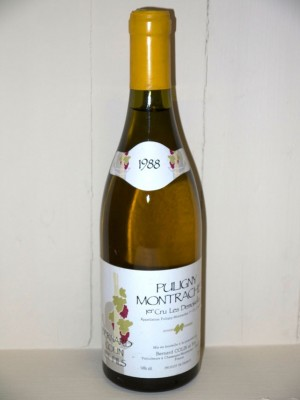 Puligny Montrachet First Growth Les Demoiselles 1988 Colin