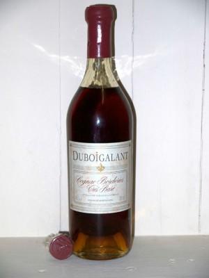 """Cognac millesime Cognac Borderies """"très rare"""" Duboigalant"""
