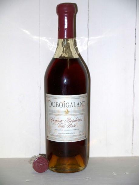 "Cognac Borderies ""très rare"" Duboigalant"