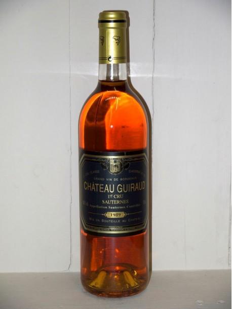 Château Guiraud 1989