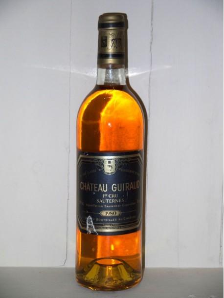 Château Guiraud 1980