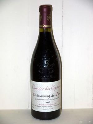 Domaine des Cigalons 2005 Chateauneuf du Pape