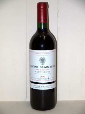 Château Dasvin-Bel-Air 2000