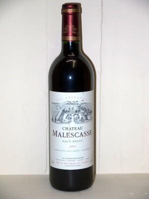 Château Malescasse 2001