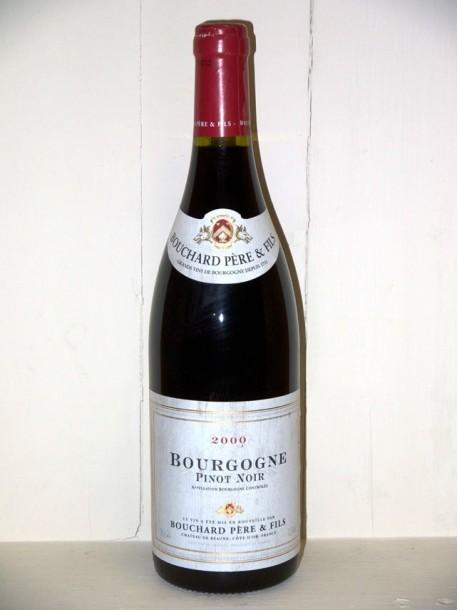 Bourgogne pinot noir 2000 Domaine Bouchard Père et fils