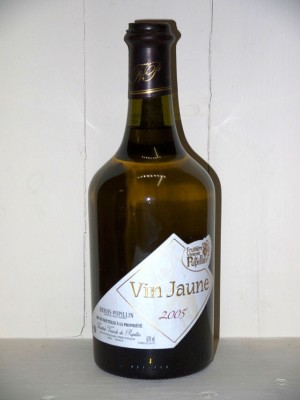 Vin jaune 2005 fruitière vinicole de Pupillin