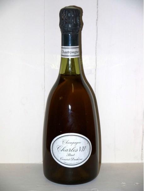 Champagne Charles 7 brut Canard Duchêne présumé années 1970