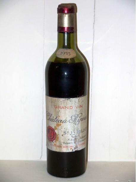 Château Ripeau 1953