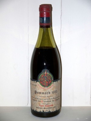 Vins de collection Pommard Pommard 1955 Maison Léon Violland