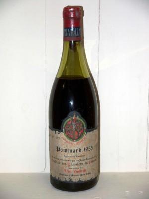 Vins anciens Pommard Pommard 1955 Maison Léon Violland
