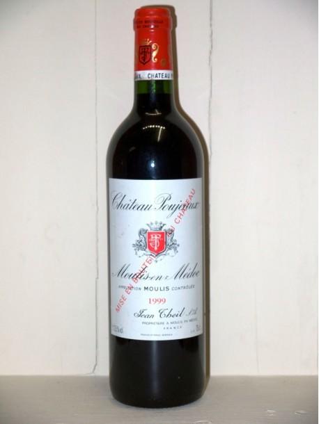 Château Poujeaux 1999
