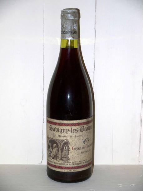 Savigny-Les-Beaune 1976 Caves des Cordeliers