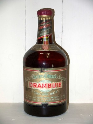 Prince Charles Edouard's liqueur Drambuie