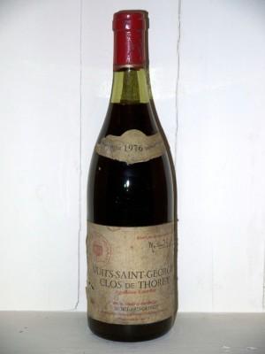 Nuits-Saint-Georges Clos de Thorey 1976 Moillard-grivot