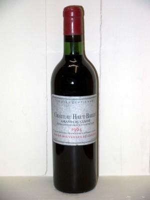 Grands vins Pessac-Léognan - Graves Château Haut-Bailly 1964