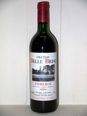 Château Belle Brise 1985