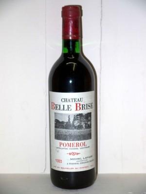 Château Belle Brise 1983