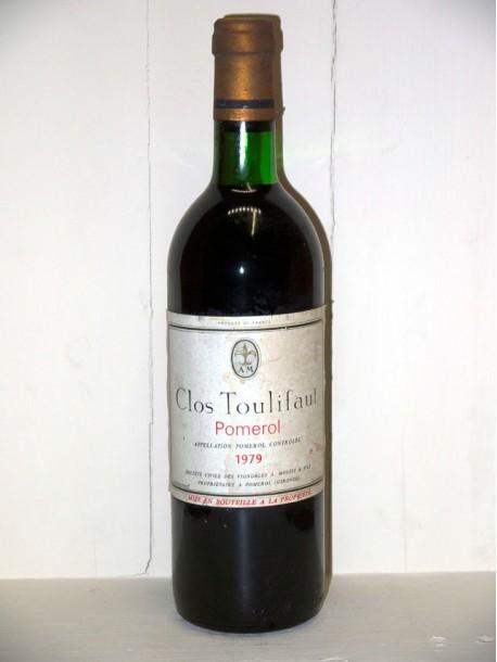 Clos Toulifaut 1979