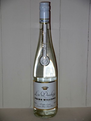 Spiritueux millesime Grande eau-de-vie La duchesse poire williams Distillerie Laurent