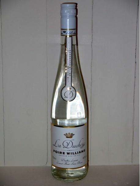 Grande eau-de-vie La duchesse poire williams Distillerie Laurent