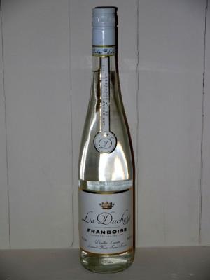 Grande eau-de-vie La duchesse raspberry Distillerie Laurent presumed 1980s