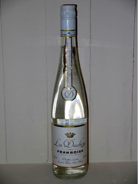 Grande eau-de-vie La duchesse framboise Distillerie Laurent