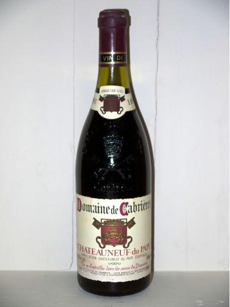 Domaine de Cabrières 1981