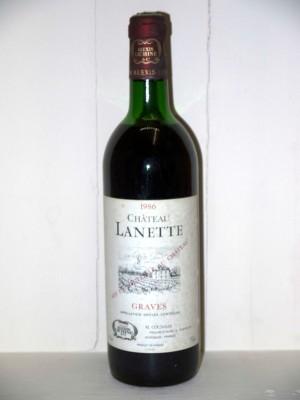 Château Lanette 1986