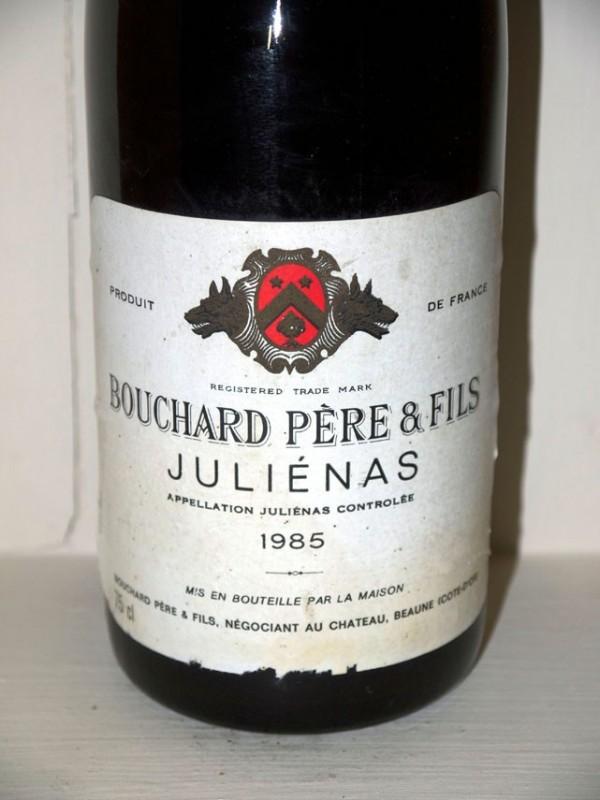 Juli nas 1985 maison bouchard p re et fils grands crus bourgogne au droit de bouchon - Maison couture et fils ...