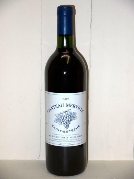 Château Merville 1989