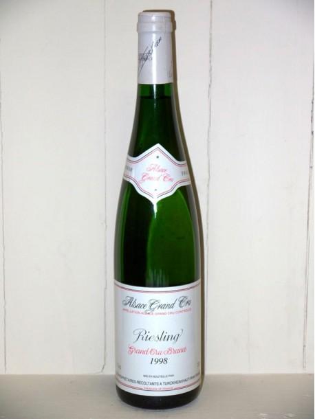 Riesing Grand Cru brand 1998 Turckheim