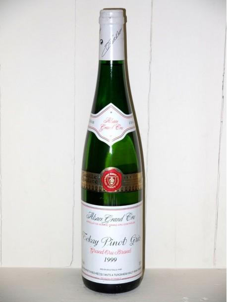 Tokay pinot gris Grand Cru brand 1999 Turckheim